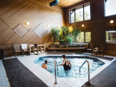 Hot Tub Steam Room