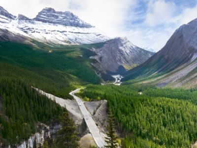 Icefields Big Hill