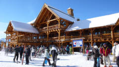 Lake Louise Ski Resort Main Lodge