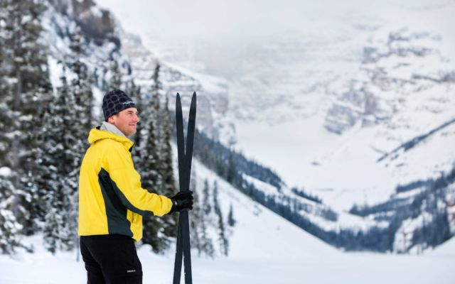 Cross Country Skier Bob