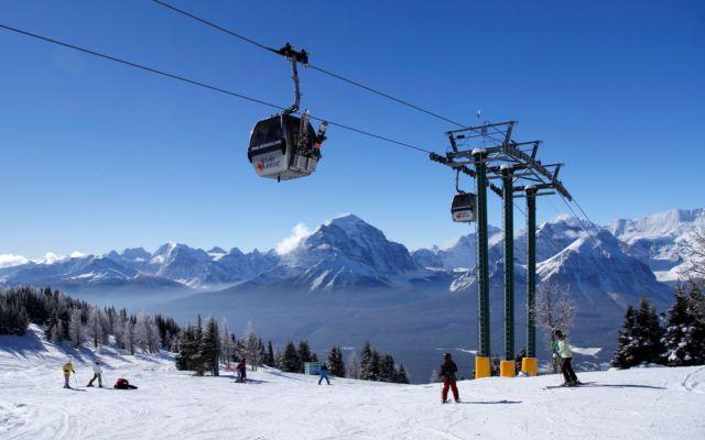 Ski Louise Shuttle