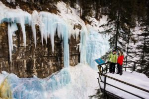 Johnston S Canyon 1200
