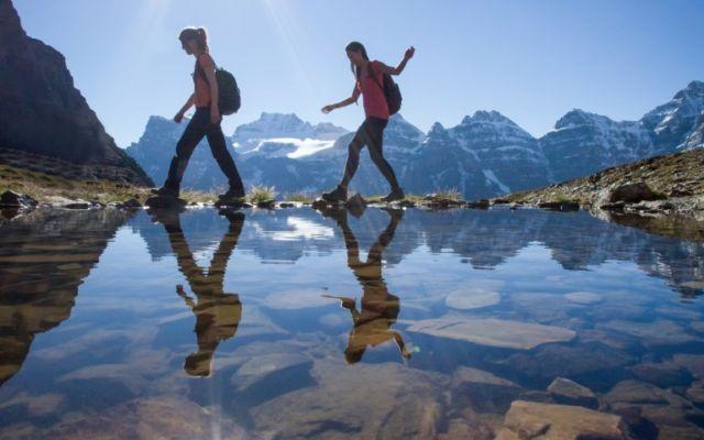 Hiking Lake Louise Larch Valley Sentinel Pass Paul Zizka 6 Vertical Medium