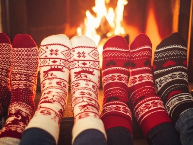 Cozy Socks Banner