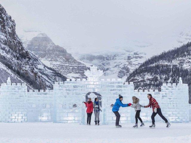 Winter Lake Louise Gerard Yunker Travel Alberta 7 Large